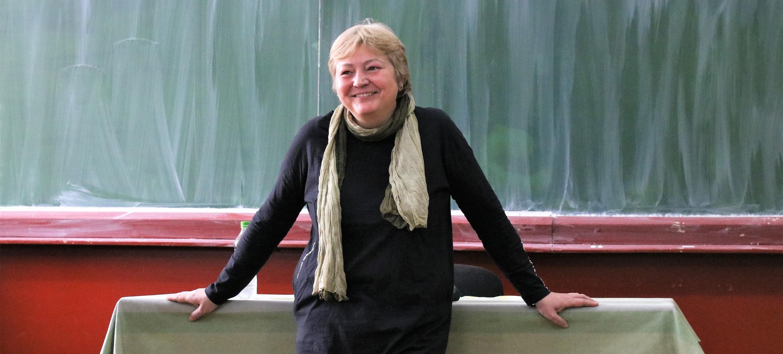 Alina Nelega a Bolyaiban
