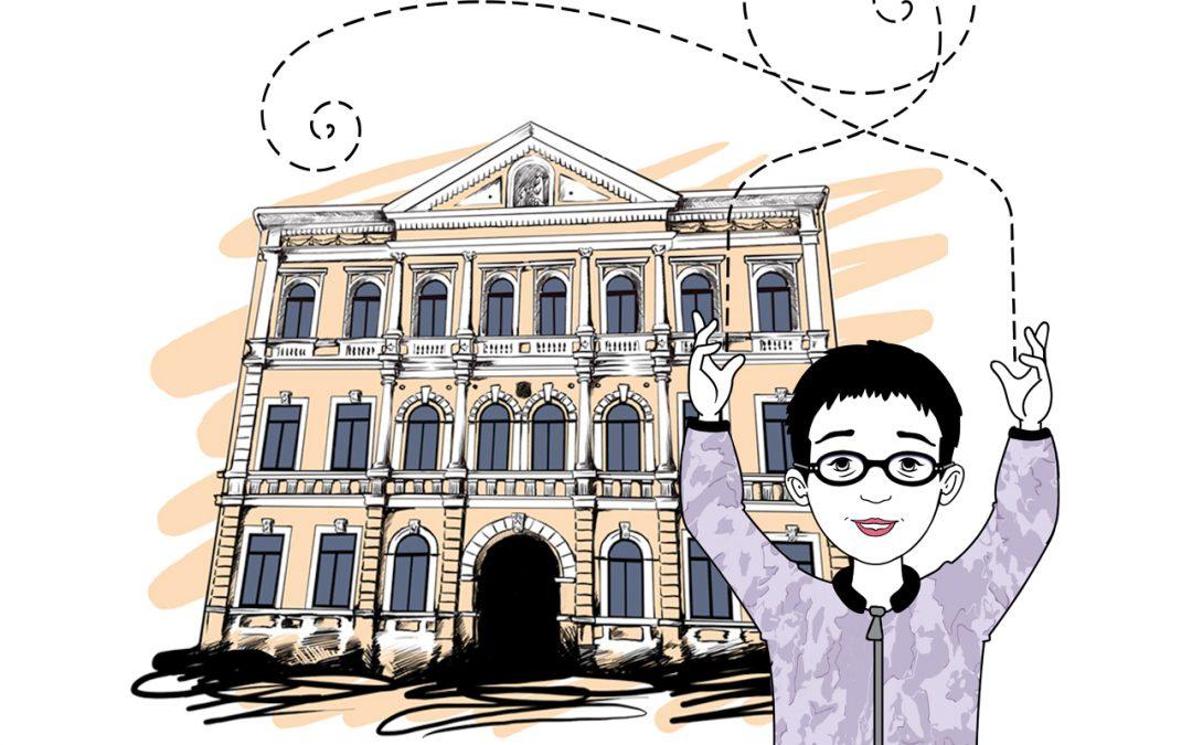 Láng Orsolya @Művészeti Líceum | Szilágyi Panna rajzai