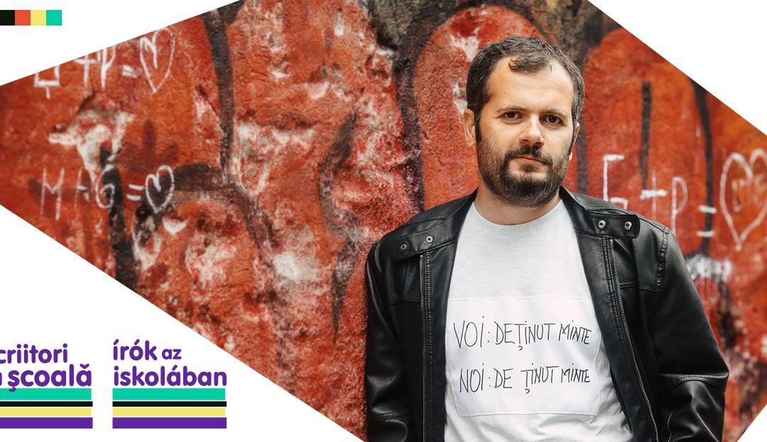 Radu Vancu, az utolsó író az iskolában